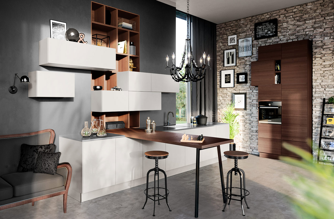 Küchen Lippold & Senke GmbH Dreieich | Küchen, Markenküchen und ...