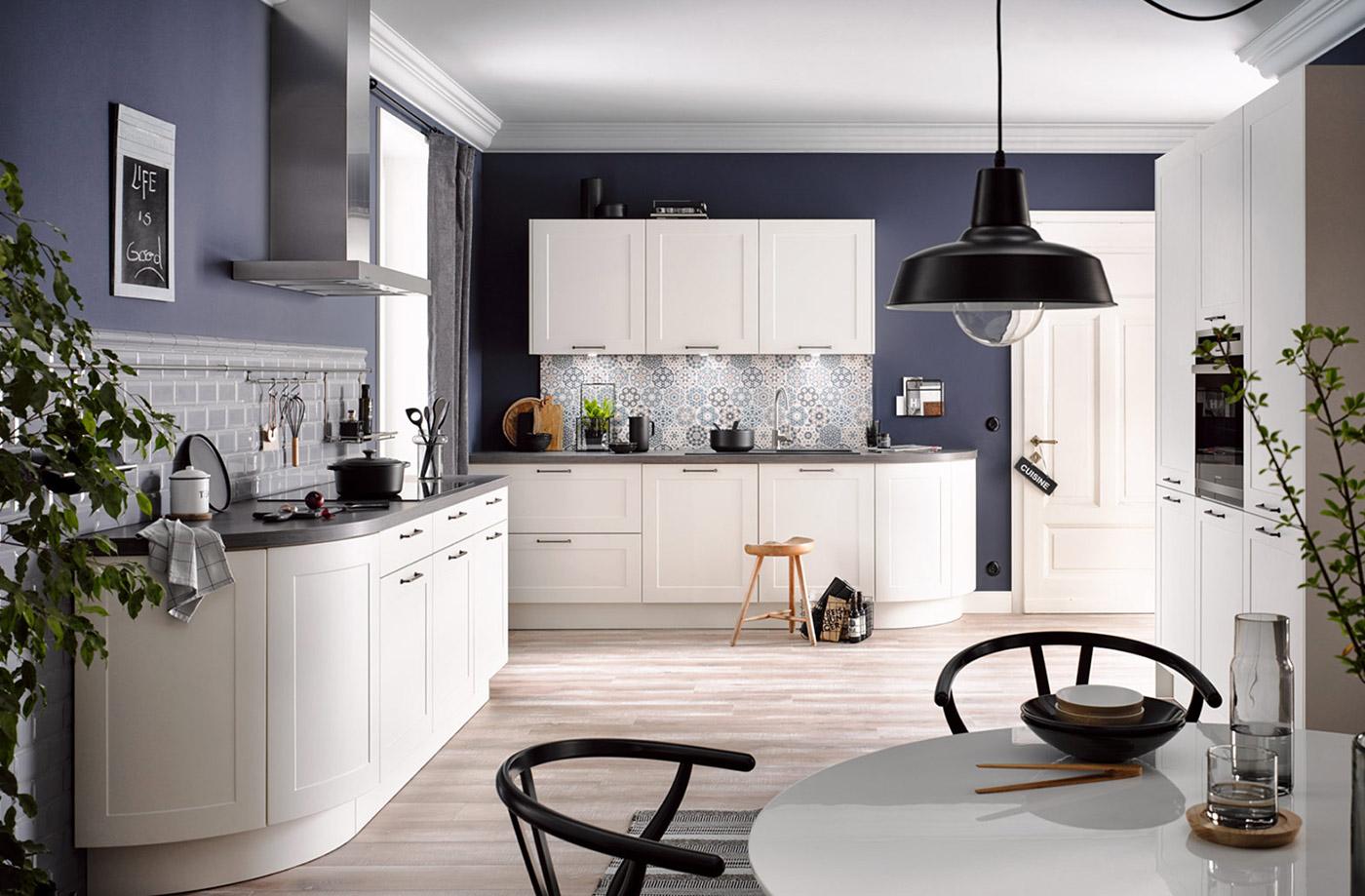 Gemütlich Sollte Ich Meine Holzküchenschränke Weiß Malen Bilder ...